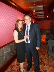 Micheal & Yvonne Savoie