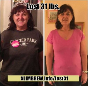 Reale lost 31 pounds and loving it!