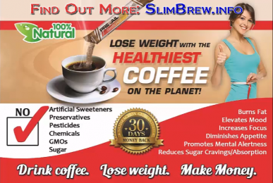 Healthy Weight Loss Coffee Business Opportunity